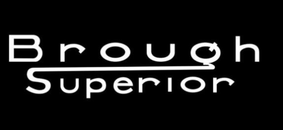 Logo Brough Superior