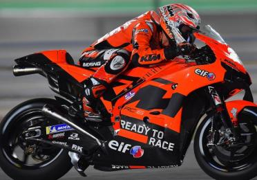 KTM Factory Racing unveiled the KTM RC16 colors for the 2021 MotoGP FIM World Championship