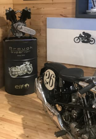 100th birthday for Brough Superior