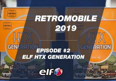 Retromobile 2019 - EP #2 : ELF Products